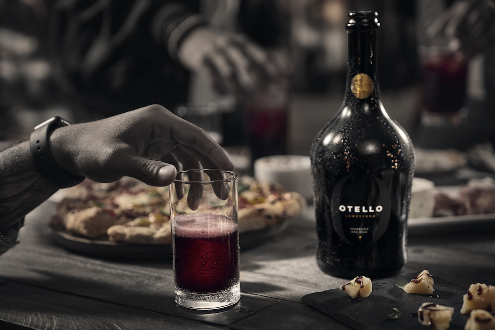 The new Otello Lambrusco